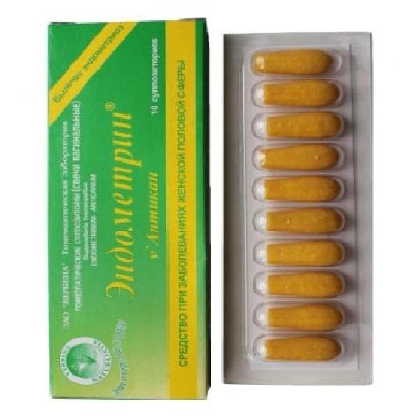 Свечи эндометрин (прогестерон) при беременности: инструкция по.
